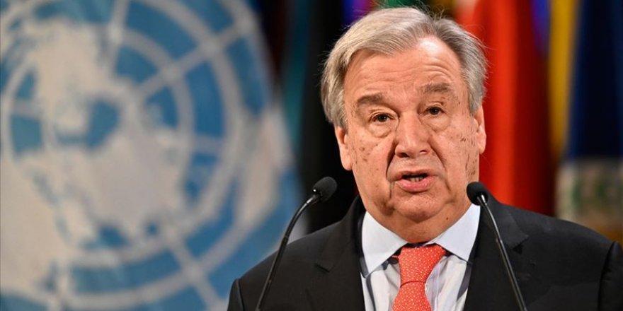 BM Genel Sekreteri'den Kovid-19 sebebiyle okulların kapatılmasına ilişkin uyarı