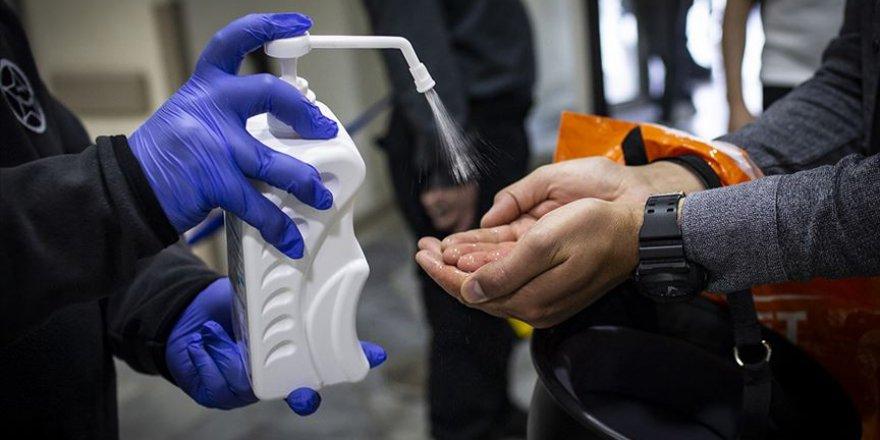 Fazla dezenfektan kullanmak başka rahatsızlıklara yol açıyor