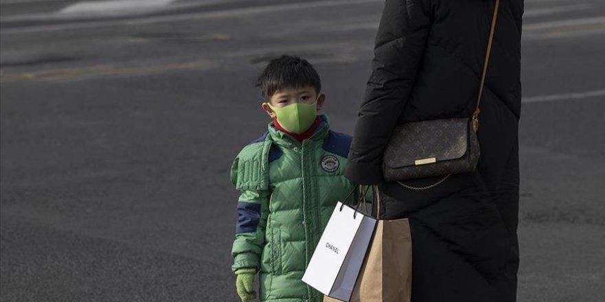 Çin'de 8, Güney Kore'de 61 yeni Kovid-19 vakası tespit edildi
