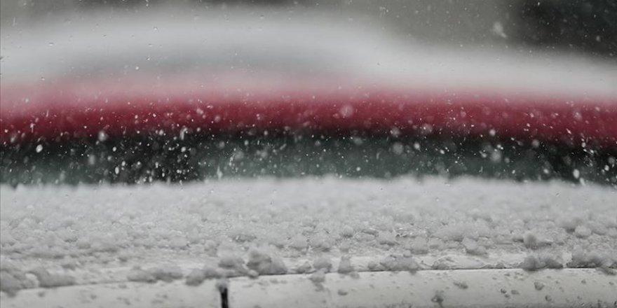 Meteorolojiden ani sel, su baskını ve dolu yağışı uyarısı