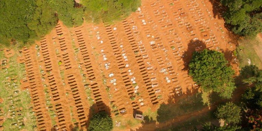 Libya'nın Terhune kentindeki toplu mezarlardan 48 ceset çıkarıldı