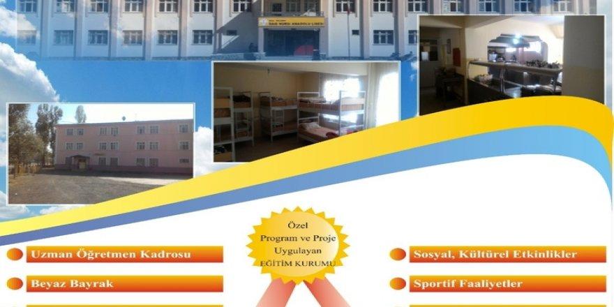 Said Nursi Anadolu Lisesi proje okulu oldu