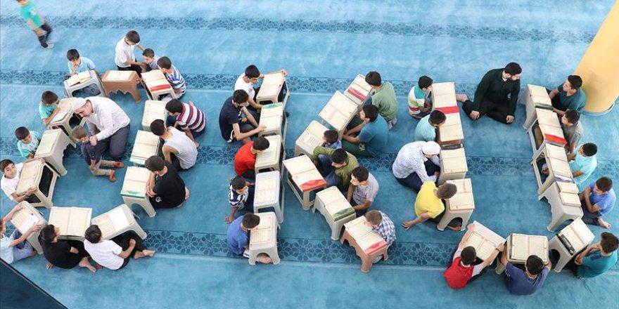 Gaziantep'te 4-6 yaş Kur'an kurslarına eğitim seti dağıtılacak