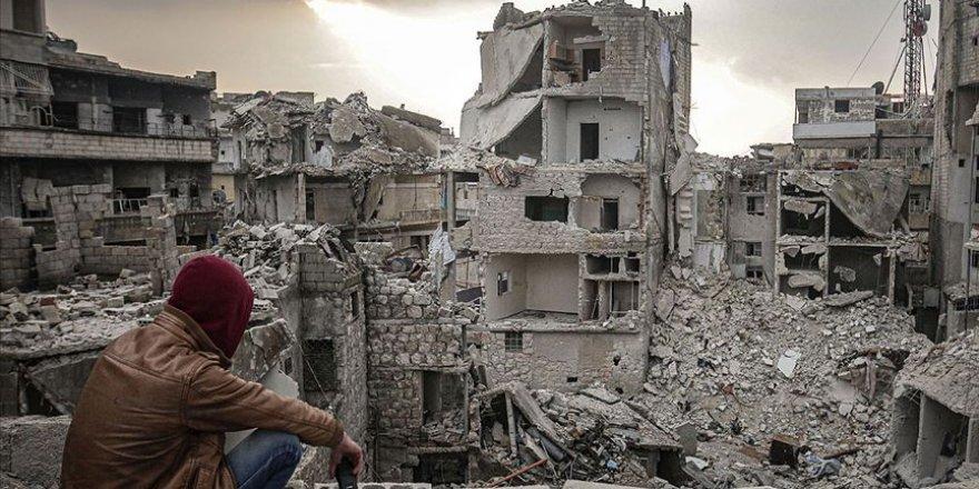Suriye'de 9,3 milyon sivil açlık kriziyle karşı karşıya
