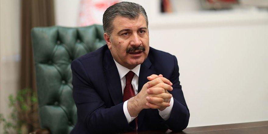 Sağlık Bakanı: Sabun Koronavirüs üzerinde çok etkili