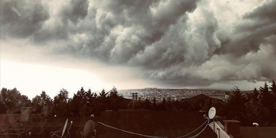 Marmara'da sağanak ile gök gürültülü sağanak yağış bekleniyor