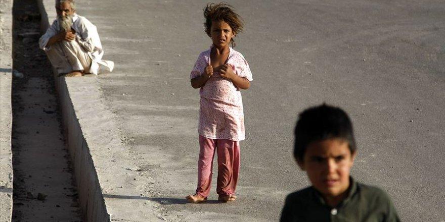 Afganistan'da 12,4 milyon sivil gıda güvensizliği tehdidi altında