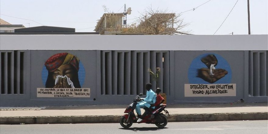 Afrika'da Kovid-19 bulaşan kişi sayısı 360 bini geçti