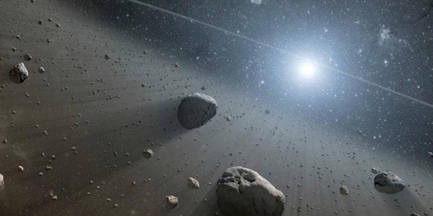 NASA: Bu hafta sonu 5 asteroid dünyayı teğet geçecek