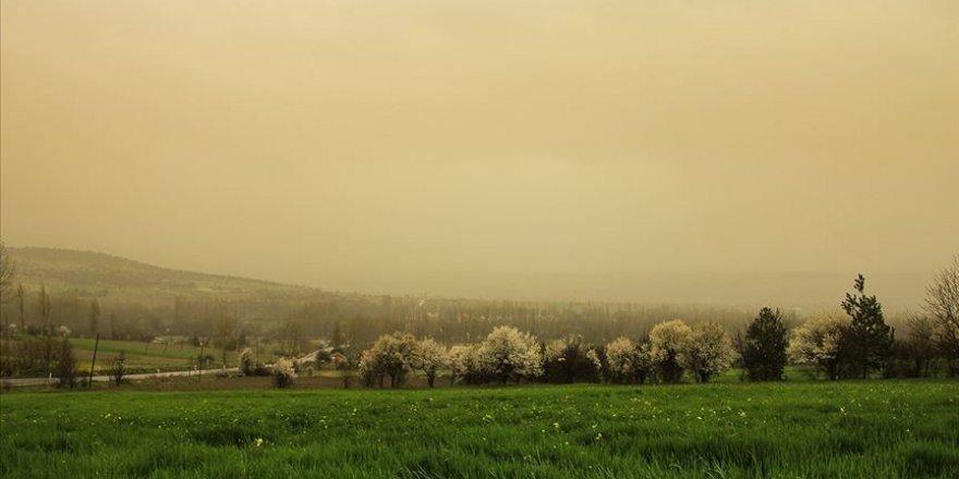 Sahra Çölü'nden gelen dev toz bulutu ABD'ye ulaştı