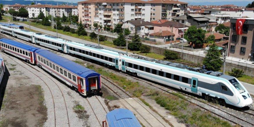 Yerli ve milli trenin üretimi tamamlandı