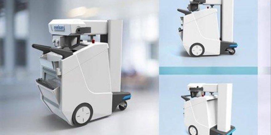 ASELSAN mobil x-Ray cihazı üretti