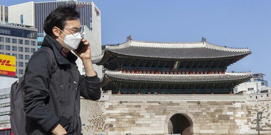 Çin'de 5, Güney Kore'de 63 yeni Kovid-19 vakasına rastlandı