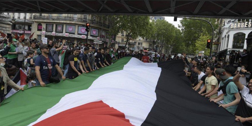 İsrail'in ilhak planı Fransa ve İtalya'da protesto edildi