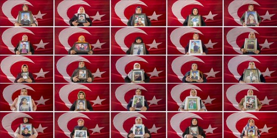 300 gündür Diyarbakır annelerinin evlat nöbeti sürüyor