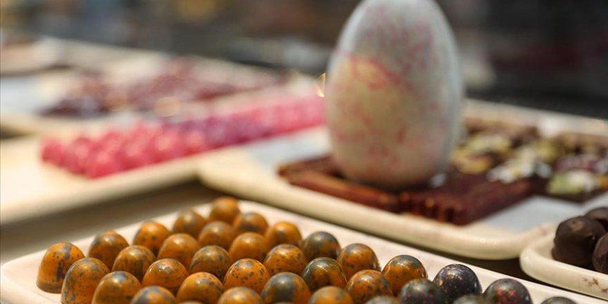 Türkiye'nin 'en tatlı' projesiyle çikolata üretim ve satışı başladı