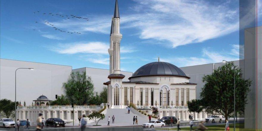 Ankara'ya yeni bir cami yapılacak