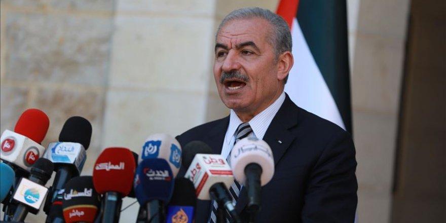 Filistin Başbakanından çağrı: İsrail'in zulmünü durdurun