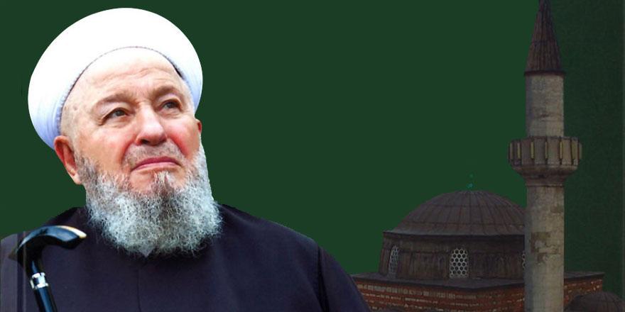 Mahmud Ustaosmanoğlu Efendi için dua talebi