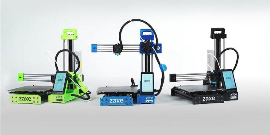 Salgın sürecinde 3D yazıcılara ilgi arttı