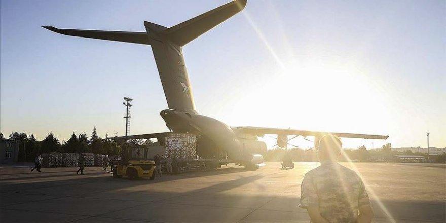 Irak'a tıbbi yardım gönderildi