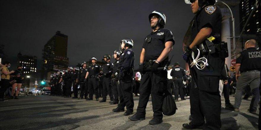 New York polisinin bütçesinden 1 milyar dolar kesinti yapılıyor