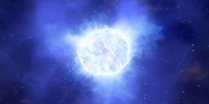 Güneş'ten 2,5 daha kat parlak devasa yıldız bir anda kayboldu