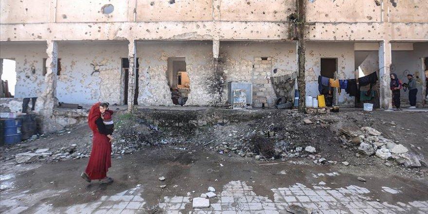 Suriye'de yılın ilk 6 ayında 1000'den fazla sivil öldürüldü