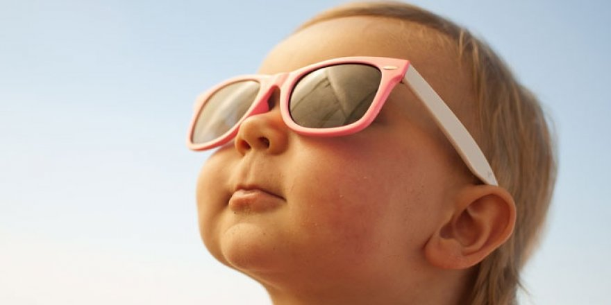 Çocuklarda güneş yanıkları ileride kansere dönebiliyor