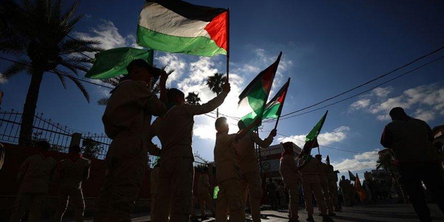 Filistin halkının haklarında kısıtlama yapılamaz