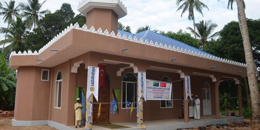 Tanzanya'daki Sultan Abdülhamit Han Camisinin açılışı gerçekleştirildi