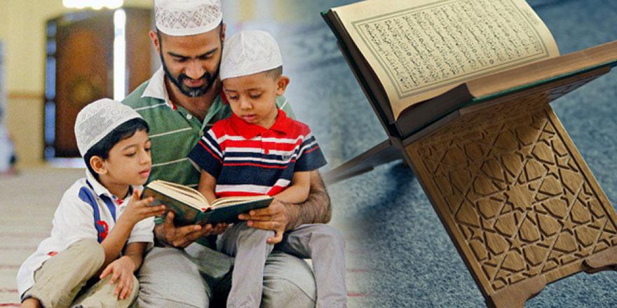 Kur'an-ı Kerimi yaşayabilmenin yolu öğrenmekten geçer