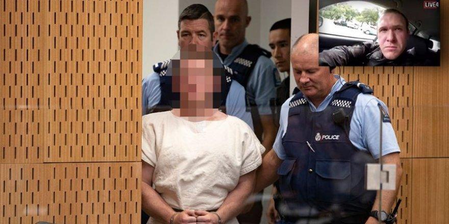 Yeni Zelanda'da camilere saldırı düzenleyen terörist 24 Ağustos'ta hakim karşısına çıkıyor