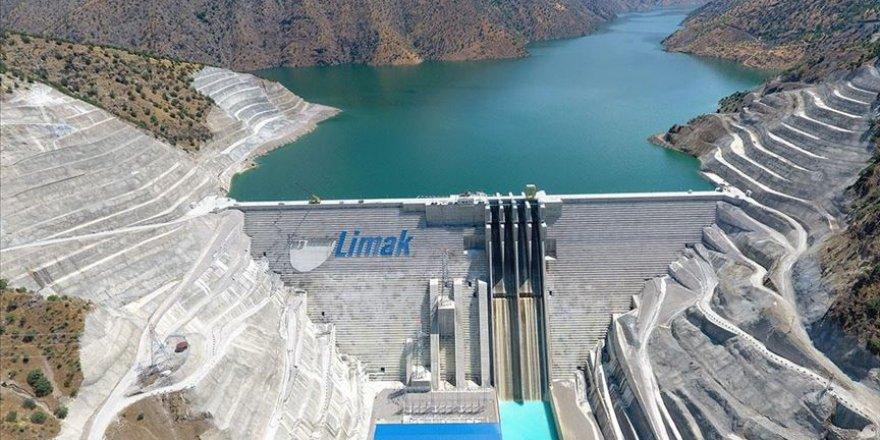 Çetin Barajı ve Hidroelektrik Santrali, pazar günü açılacak