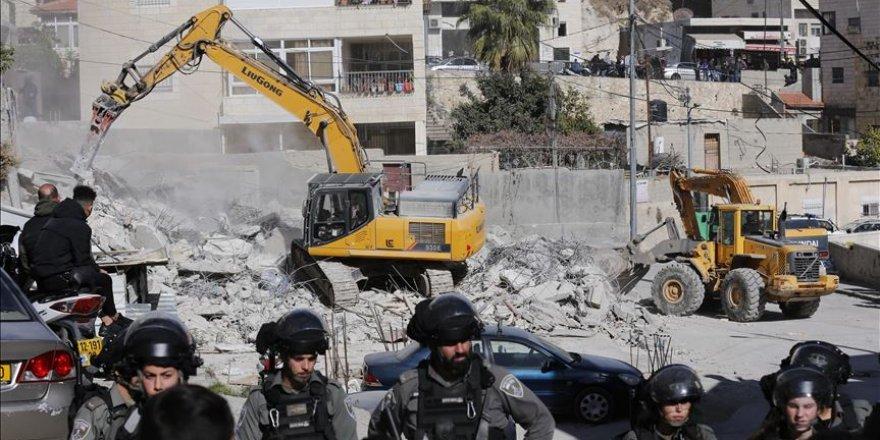 Filistinli köylüler kalan topraklarını da el konulmasından endişeli