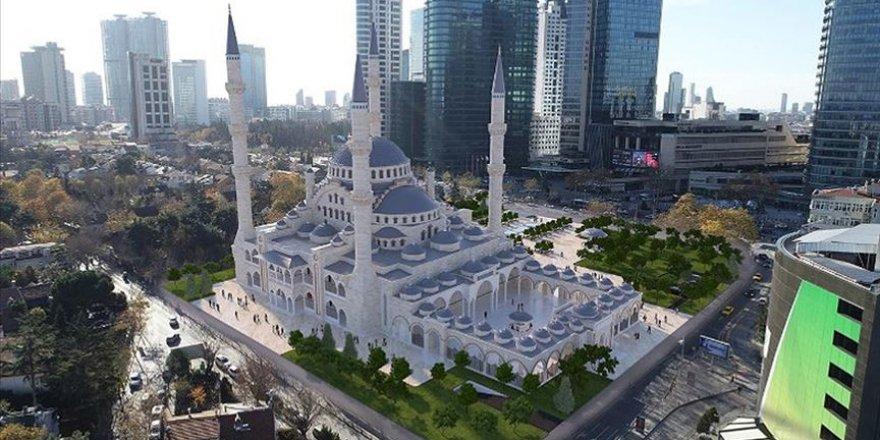 Levent Camisi'nin yapımına başlanıldı