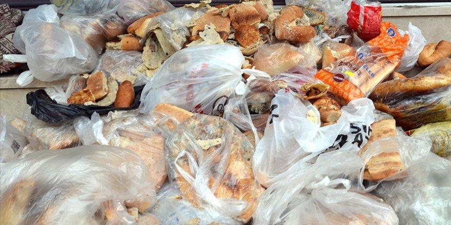 Türkiye 19 milyon ton gıda israfı yapmakta