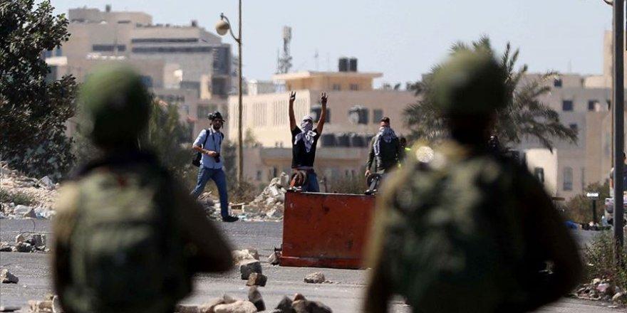 Kudüs'te 7 Filistinli İsrail askerleri tarafından yaralandı