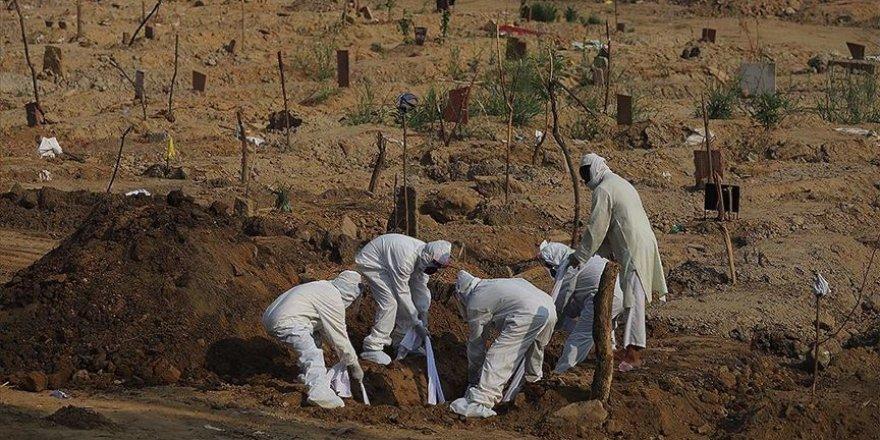 Kovid-19'dan Brezilya'da 1156, Meksika'da 737, Hindistan'da 757 kişi yaşamını yitirdi