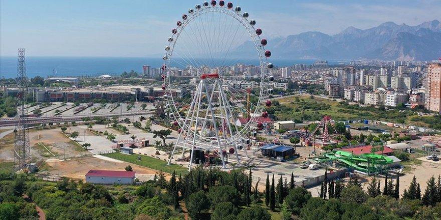 6 Temmuz'dan itibaren lunapark ve tematik parklar faaliyetlerine başlayabilecek
