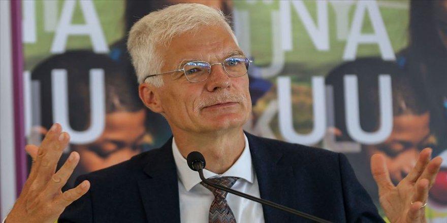 Türk eğitim sistemine PISA Direktörü'nden övgü