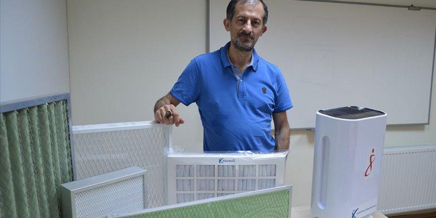 Yerli imkanlar kullanılarak jel hava filtrelendirme sistemi geliştirildi