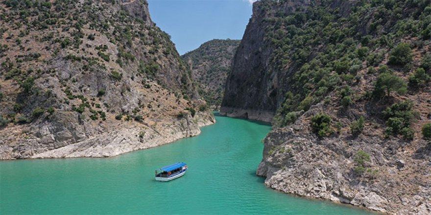 Turizmin yeni gözdesi dünyanın 8. harikası Arapapıştı Kanyonu