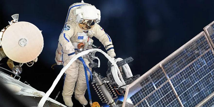 Astronotların Ay'da ne Kadar uzay radyasyonuna maruz kalacağı hesaplandı