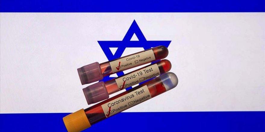 Kovid-19 salgınında İsrail'de en yüksek günlük vaka sayısı tespit edildi