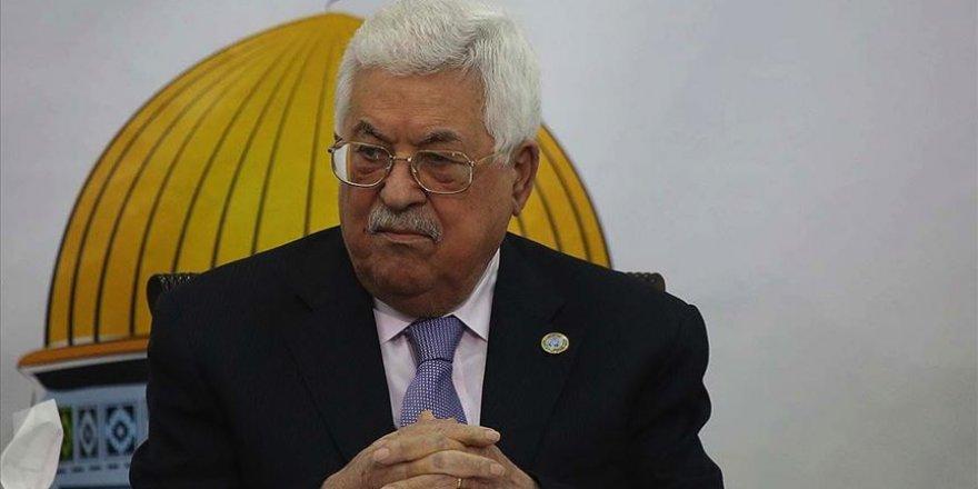 """""""Uluslararası meşruiyet zemini üzerinde İsrail ile müzakerelere hazırız"""""""