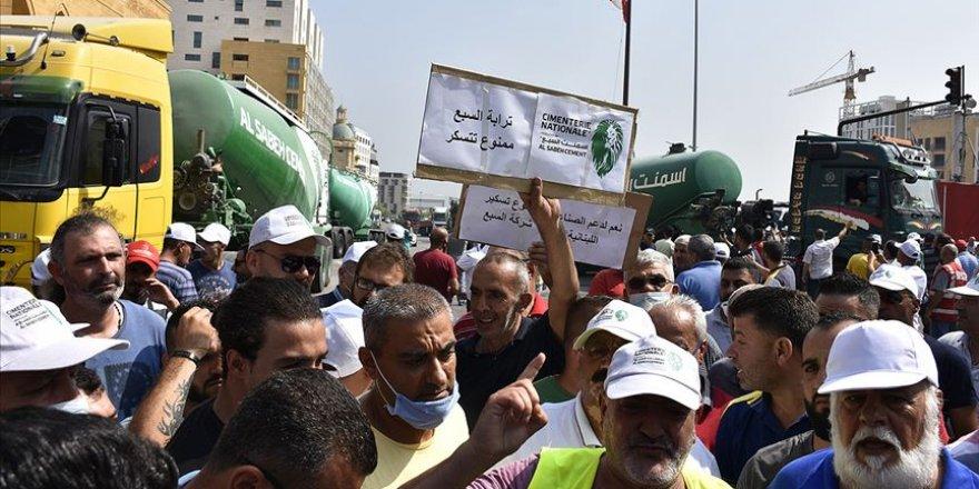 Ekonomik kriz,Lübnan halkın yarısını yoksullukla tehdit ediyor