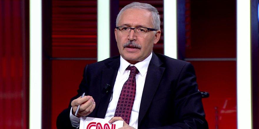 Selvi: Ayasofya için siyasi konjonktür hiç bu kadar müsait olmamıştı