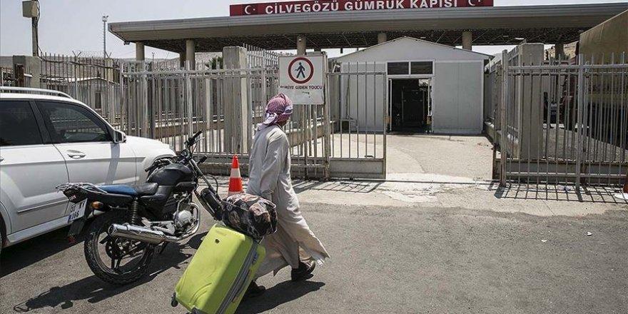 Yılın ilk yarısında 4 bin 300 Suriyeli ülkesindeki güvenli bölgelere dönüş yaptı