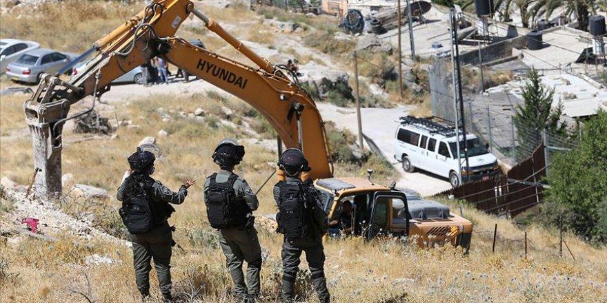 Kudüs'te Filistinlilere ait 20 bina yıkıldı